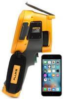 FLUKE Ti300 termokamera + zdarma iPhone 6 (64GB)