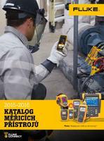 Termokamery a měřicí přístroje - katalog FLUKE