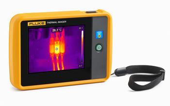 Kapesní termokamera Fluke PTi120 - 1
