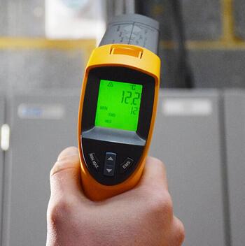 Kalibrace infrateploměrů do 1100°C