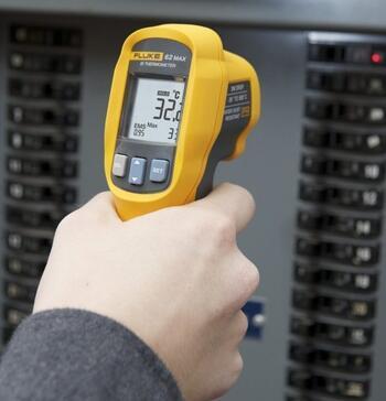 Kalibrace infrateploměrů do 500°C