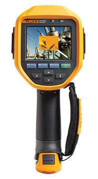 FLUKE Ti450 SF6 termokamera s detektorem úniku plynu - 1