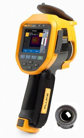 Fluke Ti300 PRO termokamera + objektiv Fluke - 1