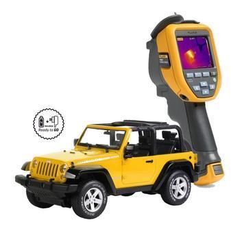 Termokamera FLUKE TiS20 + RC Jeep Wrangler s dálkovým ovládáním - 1