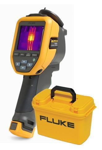 Fluke TiS20+ - termokamera a kufr Fluke C1600 - 1