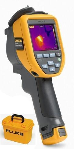 Termokamera FLUKE TiS20 + kufr FLUKE C1600 - 1