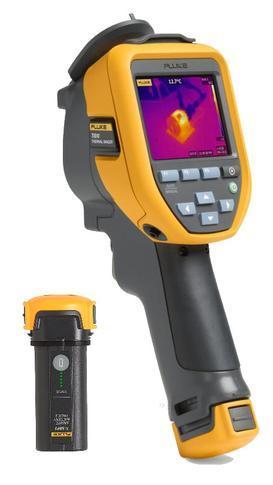 Termokamera FLUKE TiS10 + přídavná baterie - 1
