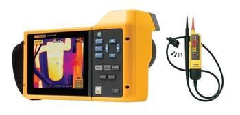 Termokamera FLUKE TiX580 + zkoušečka FLUKE T90 - 1