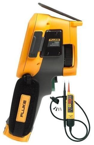 FLUKE Ti200 termokamera + zkoušečka FLUKE T90 - 1