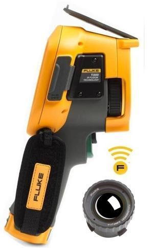 FLUKE Ti300 termokamera + objektiv FLUKE - 1