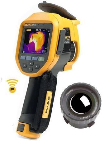 FLUKE Ti400 termokamera + objektiv FLUKE - 1