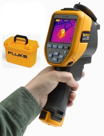 Termokamera FLUKE TiS10 + kufr FLUKE C1600 - 1
