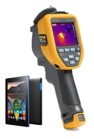 "Termokamera FLUKE TiS20 + tablet Lenovo TAB 3 7"" Essential Ebony - 1"