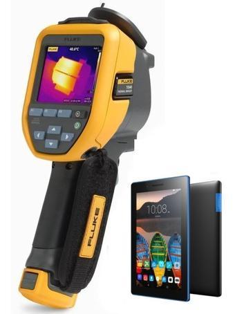 "Termokamera FLUKE TiS40 + tablet Lenovo TAB 3 7"" Essential Ebony - 1"