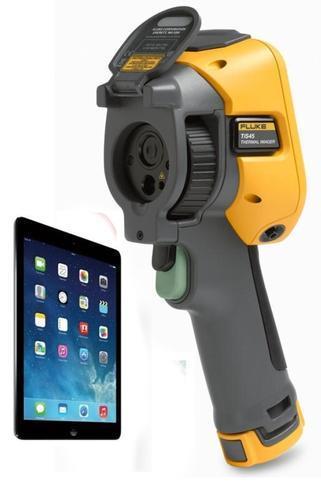Termokamera FLUKE TiS45 + Apple iPad Mini - 1