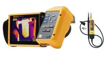 Termokamera FLUKE TiX520 + zkoušečka FLUKE T90 - 1