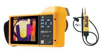 Termokamera FLUKE TiX560 + zkoušečka FLUKE T90 - 1