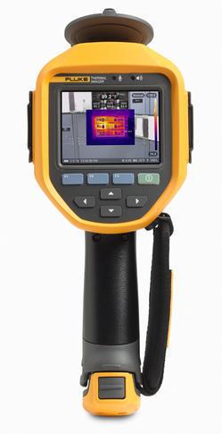 Fluke Ti400 PRO termokamera + objektiv Fluke - 2
