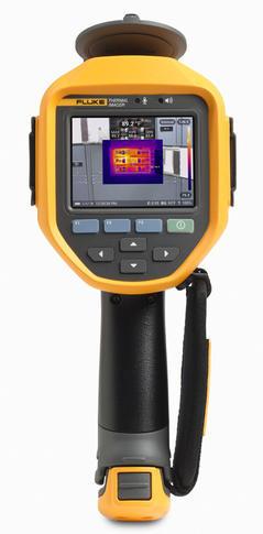 Fluke Ti450 PRO termokamera + Fluke 345 - 2
