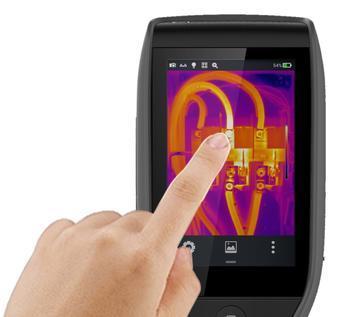 Termokamera Guide D192M - zapůjčení na více jak týden - 2