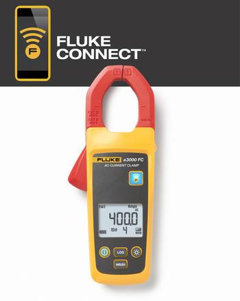 Modul bezdrátového klešťového ampérmetru Fluke a3000 FC - 2