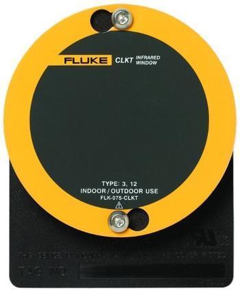 IR okno Kwik Twist, Fluke FLK-075-CLKT 75 mm (3 palce) - 2