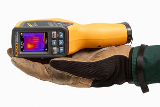 Fluke VT04A - termokamera - DEMO přístroj - 2