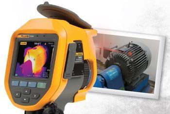 FLUKE Ti400 termokamera + zkoušečka FLUKE T90 - 2