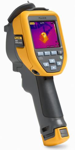 Termokamera FLUKE TiS10 + zkoušečka FLUKE T90 - 2