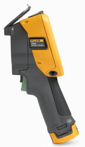 Termokamera FLUKE TiS40 + zkoušečka FLUKE T90 - 2