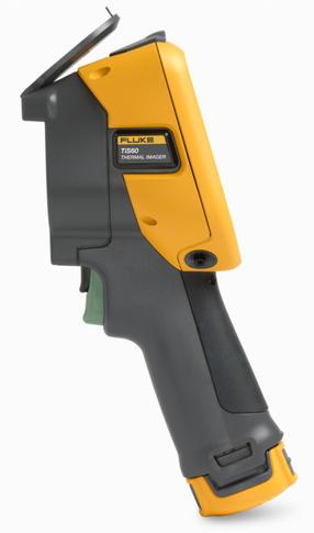 Termokamera FLUKE TiS60 + zkoušečka FLUKE T90 - 2