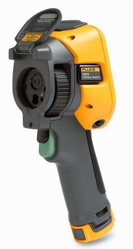 Termokamera FLUKE TiS75 + zkoušečka FLUKE T90 - 2