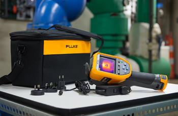 Fluke TiS20+ - termokamera - DEMO přístroj - 3