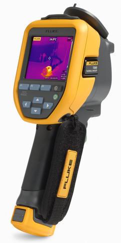 Termokamera FLUKE TiS60 + zkoušečka FLUKE T90 - 3