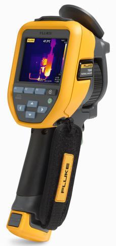 Termokamera FLUKE TiS65 + zkoušečka FLUKE T90 - 3
