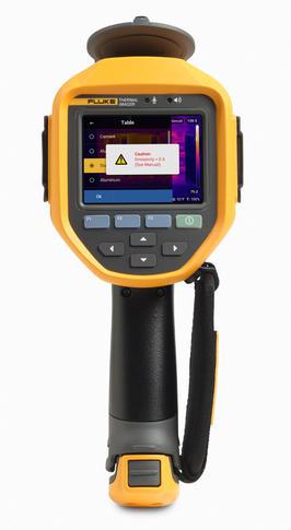 Fluke Ti300 PRO termokamera - 4