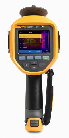 Fluke Ti450 PRO termokamera + Fluke 805 FC - 4