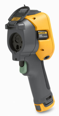 Termokamera FLUKE TiS20 + zkoušečka FLUKE T90 - 4