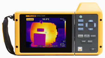 "Termokamera FLUKE TiX520 + tablet Lenovo TAB 3 7"" Essential Ebony - 4"