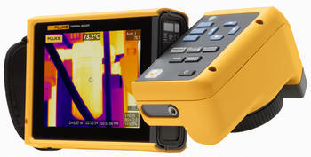 "Termokamera FLUKE TiX560 + tablet Lenovo TAB 3 7"" Essential Ebony - 4"