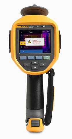 Fluke Ti450 PRO termokamera + Fluke 805 FC - 5