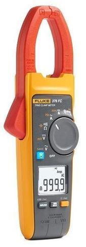 FLUKE Ti200 termokamera + klešťový multimetr Fluke 376 FC - 5