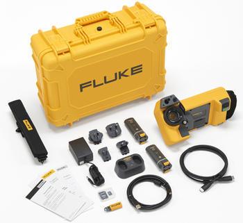 Termokamera FLUKE TiX580 + zkoušečka FLUKE T90 - 6