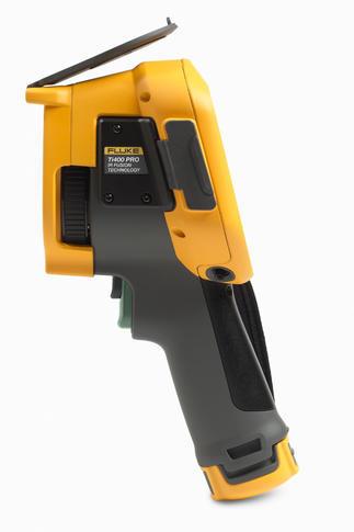 Fluke Ti400 PRO termokamera + Fluke 345 - 7